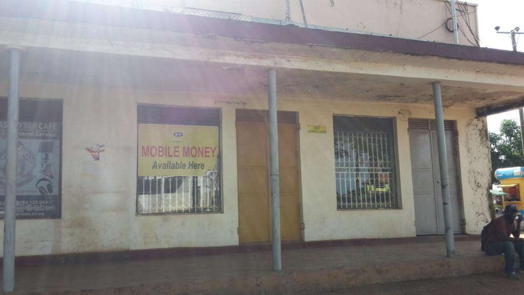 Shops for Rent, Entebbe