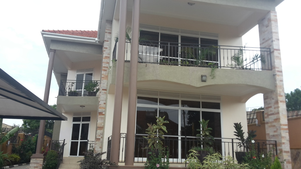 Two Story Mansion for Sale, Munyonyo